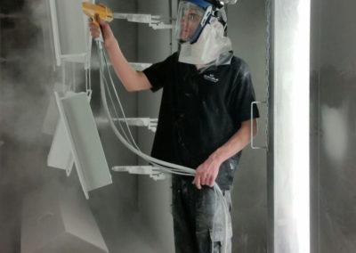 Poedercoaten & oppervlaktebehandeling