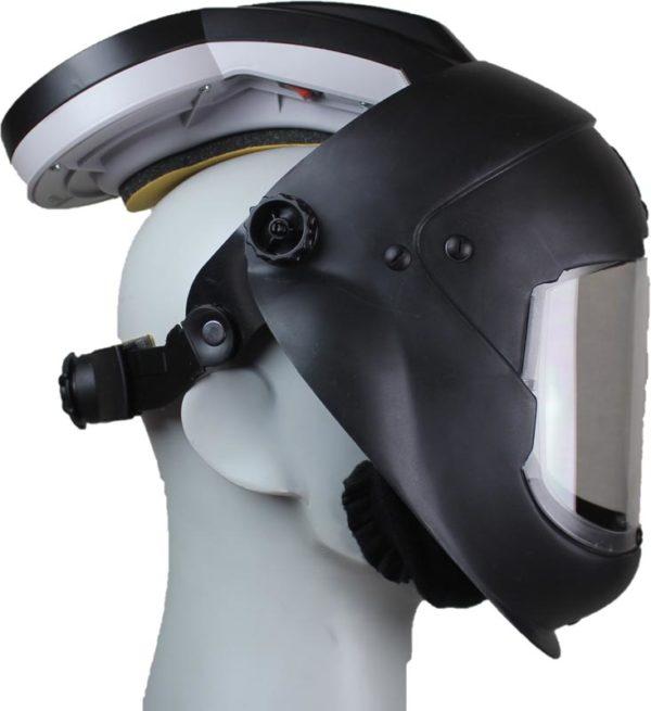 KITE Opti glashelder zijkant - Arbin Safety