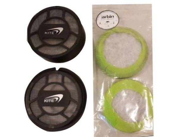 Ammoniakfilter starterset KITE - Arbin Safety